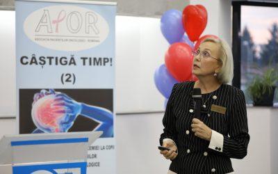 Oameni care m-au îmbogățit: Iolanda Gheorghiu și lupta ei pentru sănătatea semenilor
