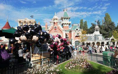 Disneyland Paris, locul în care poveștile prind viață