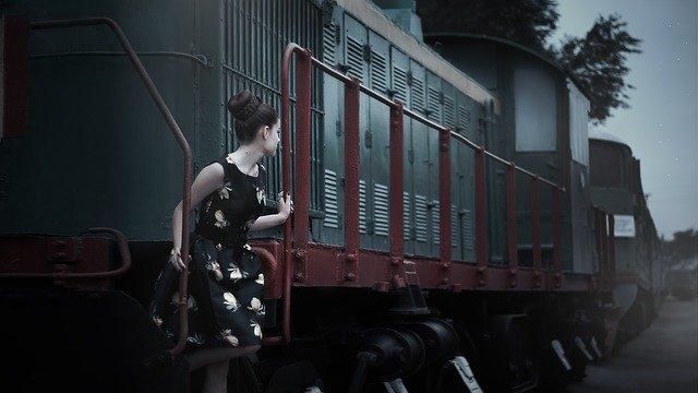 Opriţi trenul să pot admira peisajul!